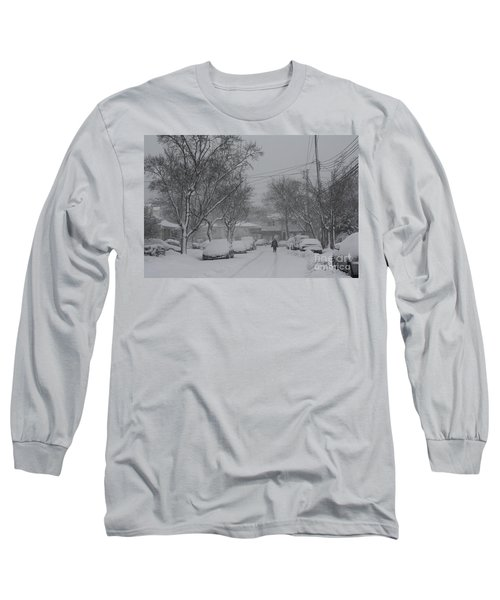 Long Sleeve T-Shirt featuring the photograph After The Storm by Dora Sofia Caputo Photographic Art and Design