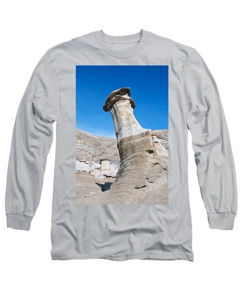 Angled Hoodoo Alberta Long Sleeve T-Shirt