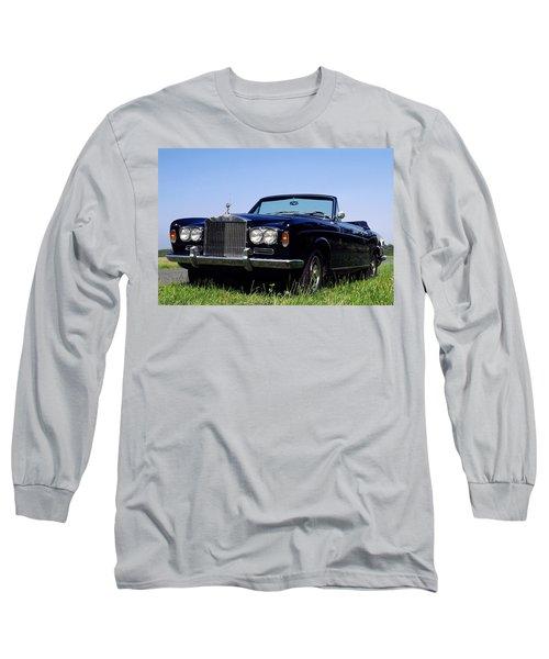 Antique Rolls Royce Long Sleeve T-Shirt