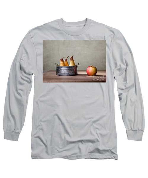 Apple And Pears 01 Long Sleeve T-Shirt