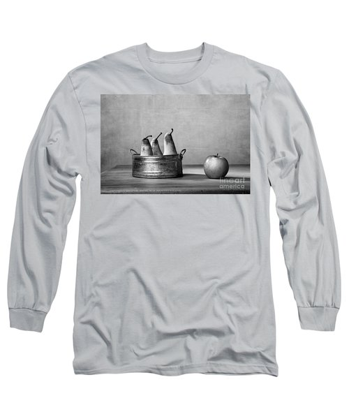 Apple And Pears 02 Long Sleeve T-Shirt