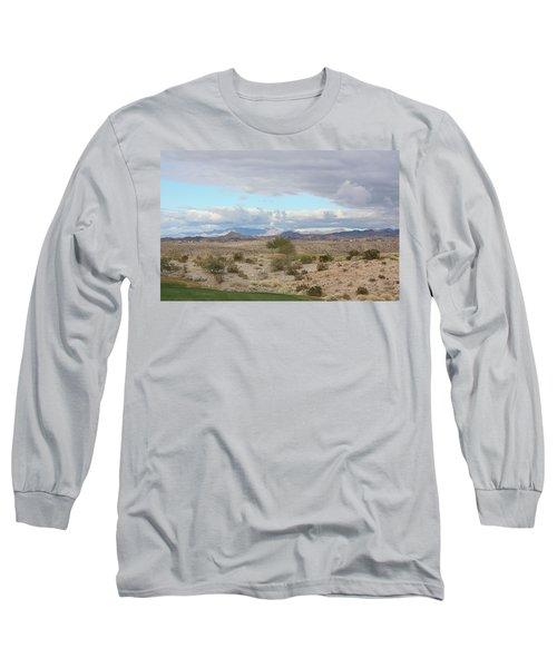 Arizona Desert View Long Sleeve T-Shirt