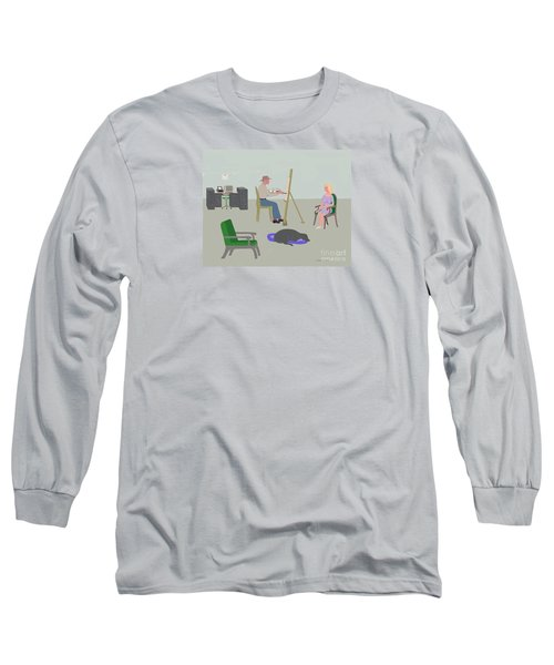 Artists Studio Long Sleeve T-Shirt