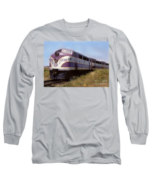 Atlantic Coast Line F2 Aba Long Sleeve T-Shirt