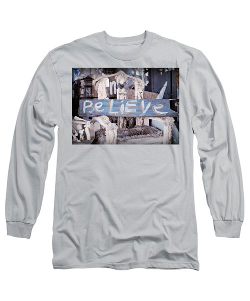 Believe Long Sleeve T-Shirt