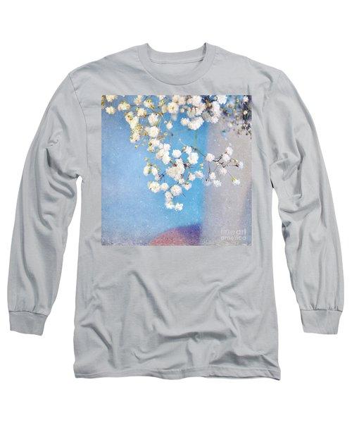 Blue Morning Long Sleeve T-Shirt