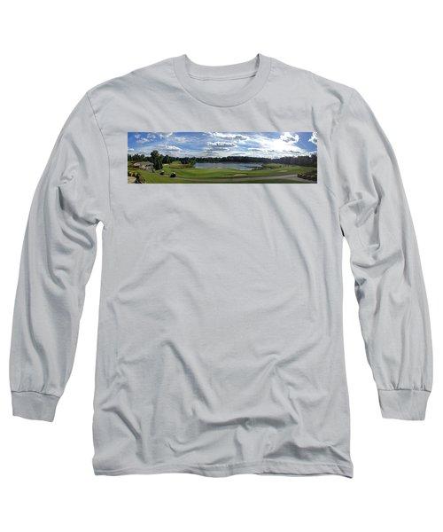 Club House Panorama Long Sleeve T-Shirt