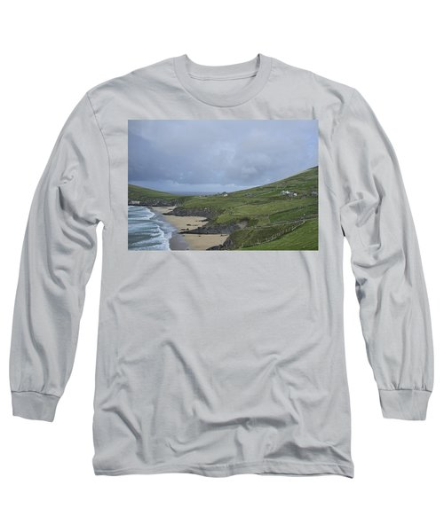 Long Sleeve T-Shirt featuring the photograph Coastline  by Hugh Smith