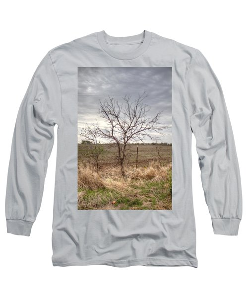 Color - Country Tree Long Sleeve T-Shirt