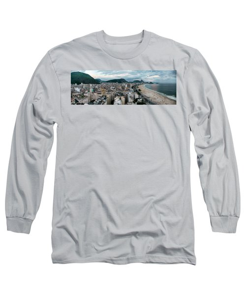 Copacabana Sunset Long Sleeve T-Shirt
