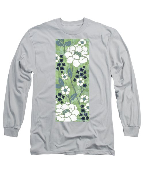 Country Spa Floral 1 Long Sleeve T-Shirt