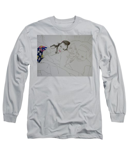 Cousins 3 Of 3 Long Sleeve T-Shirt