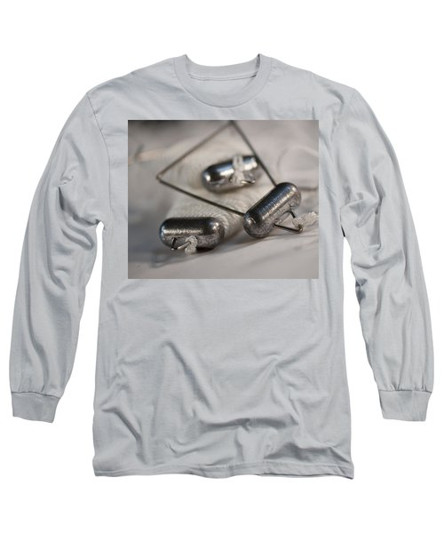 Crab Lines Long Sleeve T-Shirt