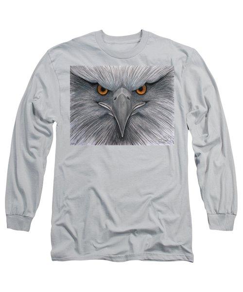 Cuauhtli Long Sleeve T-Shirt