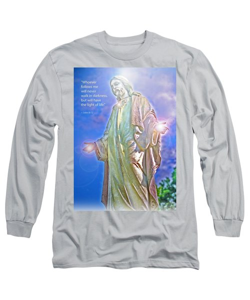 Easter Miracle Long Sleeve T-Shirt by Marie Hicks
