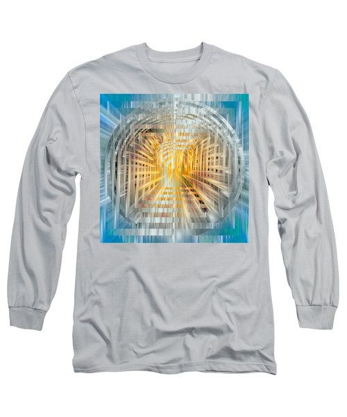 Escrow Vault Long Sleeve T-Shirt