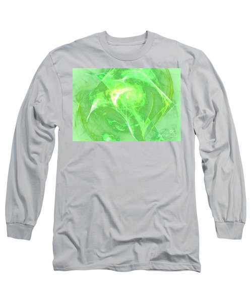 Long Sleeve T-Shirt featuring the digital art Ethereal by Kim Sy Ok