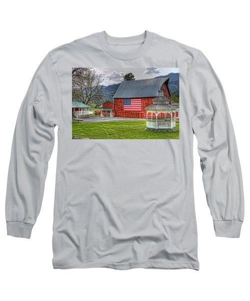 Feeling Patriotic Long Sleeve T-Shirt