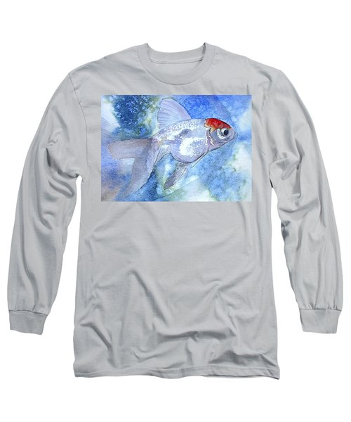 Fillet Long Sleeve T-Shirt by J Vincent Scarpace