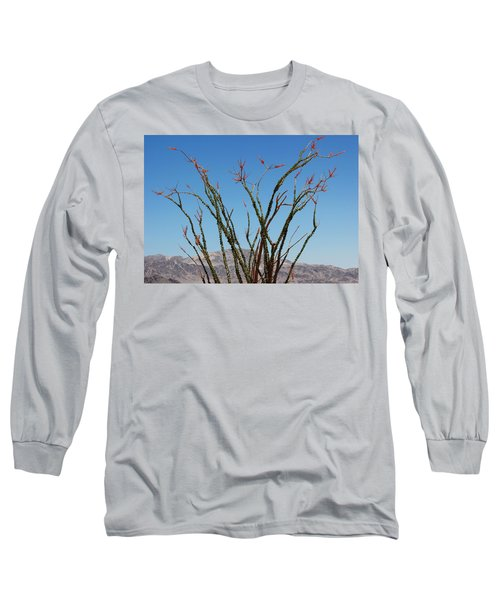 Fingers To The Sky Long Sleeve T-Shirt