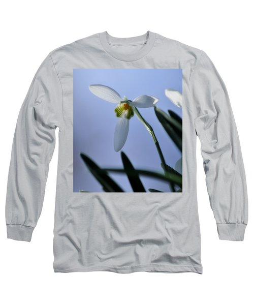Giant Snowdrop Long Sleeve T-Shirt