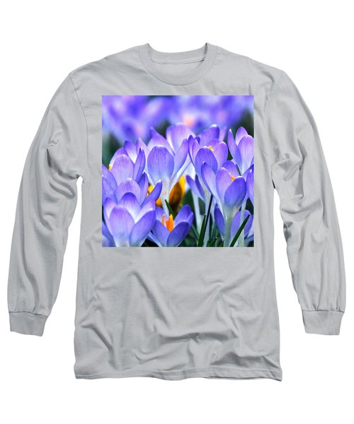 Here Come The Croci Long Sleeve T-Shirt