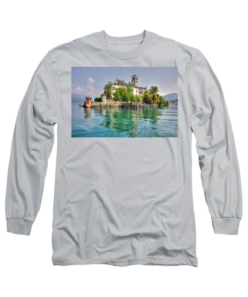 Island San Giulio Long Sleeve T-Shirt