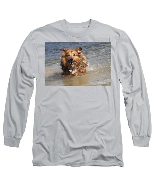 Long Sleeve T-Shirt featuring the photograph Jesse by Jeannette Hunt