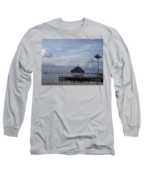 Key Largo Retreat Long Sleeve T-Shirt