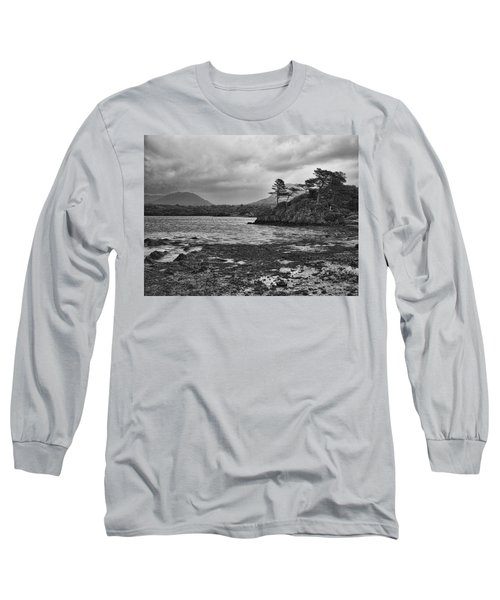 Long Sleeve T-Shirt featuring the photograph Killarney Lake by Hugh Smith
