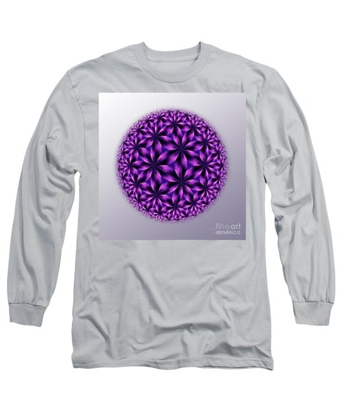 Last Dream Mandala Long Sleeve T-Shirt