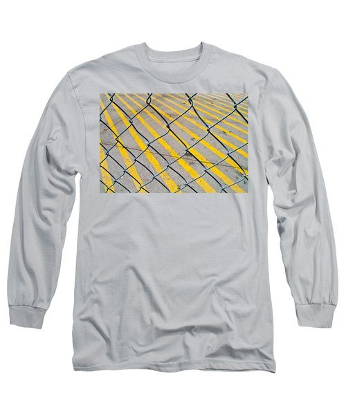 Long Sleeve T-Shirt featuring the photograph Lines by David Pantuso