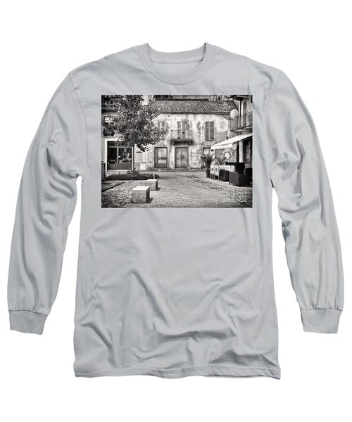 Little Italian Corner Long Sleeve T-Shirt