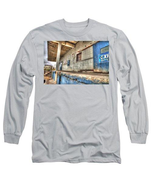 Loading Dock Long Sleeve T-Shirt