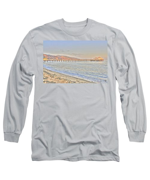 Malibu Pier North Long Sleeve T-Shirt