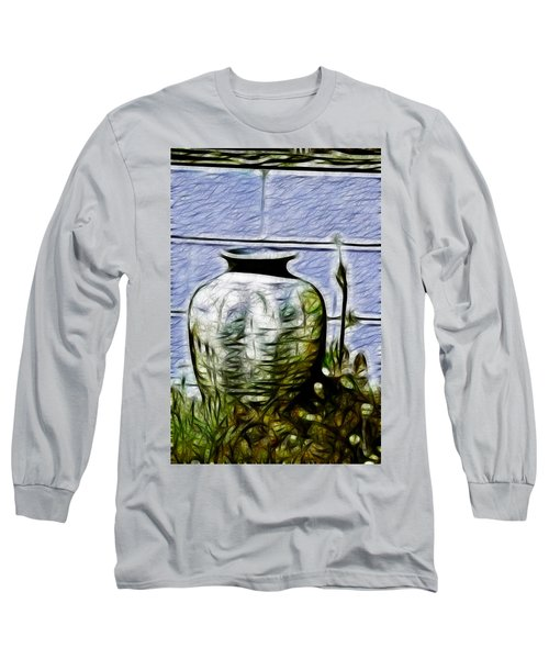 Mamas Old Vase Long Sleeve T-Shirt
