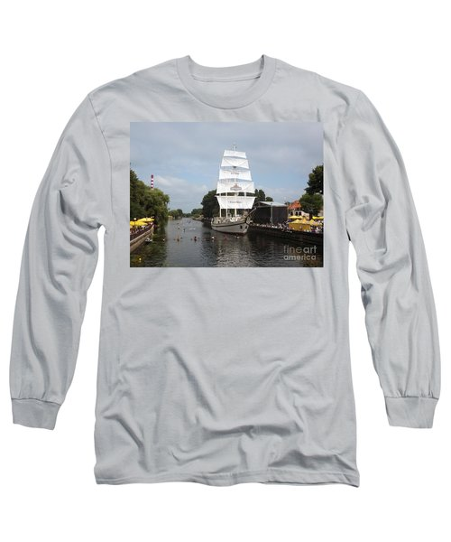 Merdijanas. Klaipeda. Lithuania. Long Sleeve T-Shirt