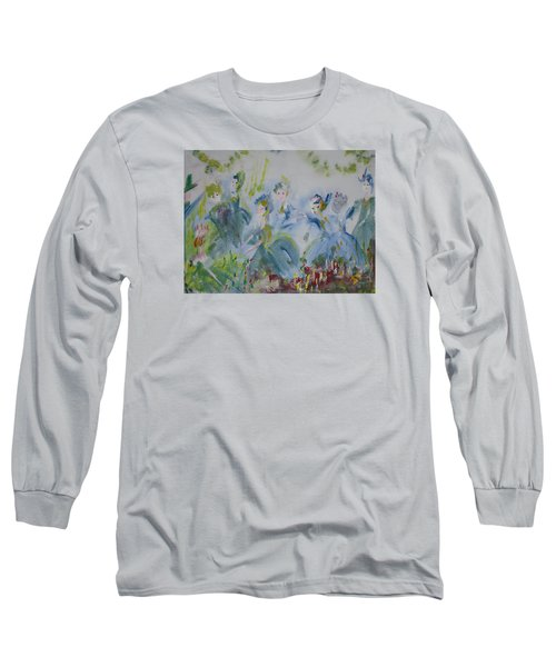 Merry Waltz Long Sleeve T-Shirt