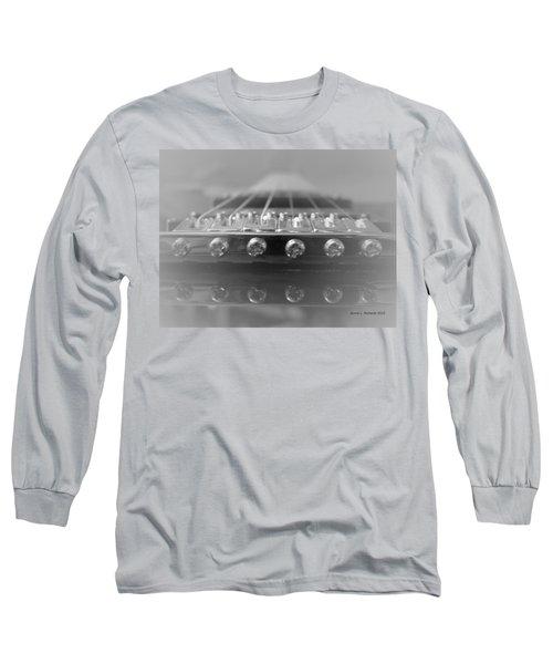 Metal Long Sleeve T-Shirt