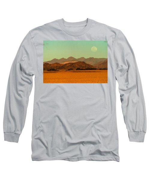 Moonrise Moment Long Sleeve T-Shirt