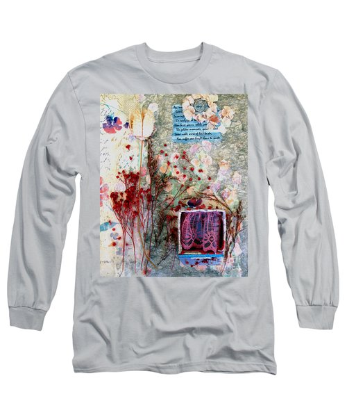 My Stage Long Sleeve T-Shirt by Sandy McIntire