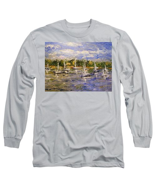 Newport Views Long Sleeve T-Shirt