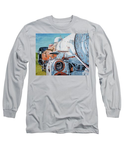 Off Track Long Sleeve T-Shirt