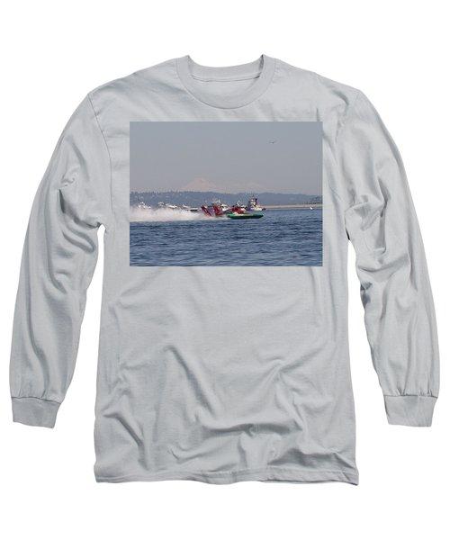 Oh Boy Oberto Long Sleeve T-Shirt