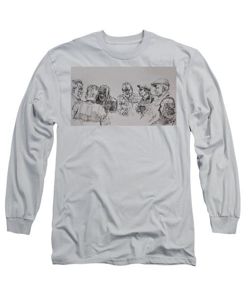 Old-timers  Long Sleeve T-Shirt