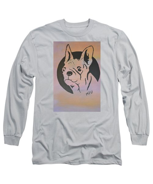 Ole Fella Long Sleeve T-Shirt by Maria Urso