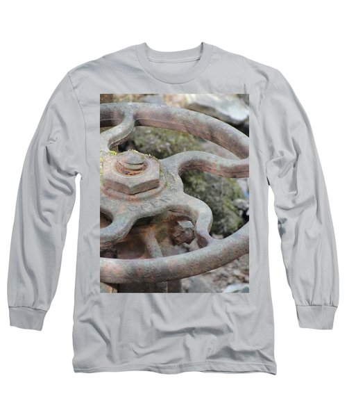 Long Sleeve T-Shirt featuring the photograph Open Or Close by Tiffany Erdman