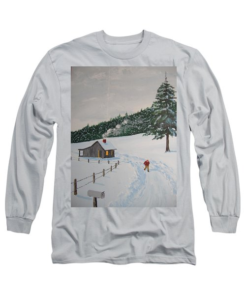 Out To Get The Mail Long Sleeve T-Shirt