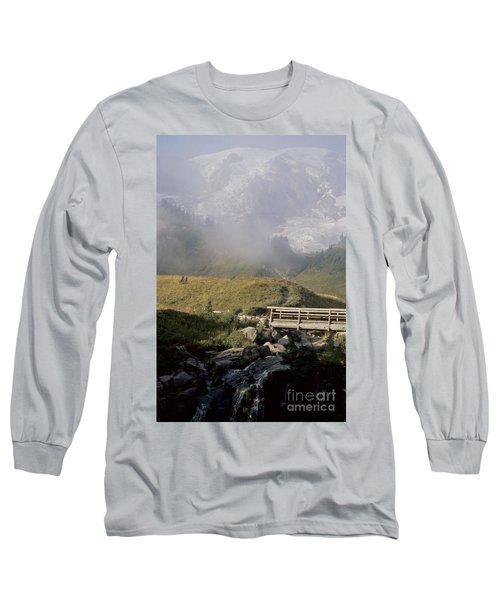 Paradise Valley Long Sleeve T-Shirt by Sharon Elliott