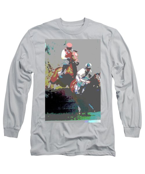 Point To Point Long Sleeve T-Shirt